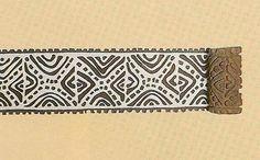 Simetrías – Hileras – Sello Quimbaya: Pattern Images, Pattern Art, African Logo, African Design, Henri Matisse, Native Art, Body Painting, Stencils, Arts And Crafts
