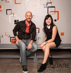 Photo booth from #SquareShootings 2 year anniversary party at #DowntownSpaces