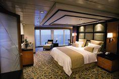 Royal Caribbean Cruise Ship Rooms | Royal Caribbean Freedom of the Seas