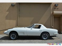 1969 Italia Intermeccanica Coupe (s/n 20201)