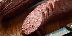Jalapeno Sausage Recipe, Sausage Recipes, Italian Salami, How To Make Sausage, Sausage Making, Ground Lamb, Middle Eastern Recipes, Antipasto, Mediterranean Recipes