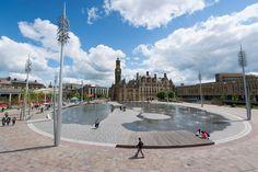 Bradford's City Park by Gillespies «  Landscape Architecture Works | Landezine