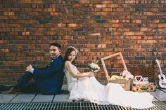 Pre-Wedding Photography Malaysia at PJ Trade