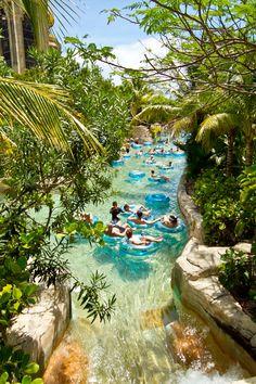 If anyone needs us, we'll be floating.  #Paradise #Bahamas