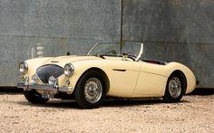 1955 Austin Healey 100 BN2