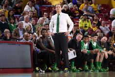 """Dana Altman: There's still room to improve = Oregon will play in its first Final Four since 1939, but Dana Altman still feels the Ducks can play better than they showed against Kansas. """"I think we can play better than we showed against Kansas,"""" Altman said Monday on the College Hoops Today Podcast. """"Casey Benson can….."""