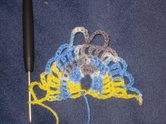 Návod na háčkovanú šatku - Klbkošopa - blog Bandana, Crochet Necklace, Blog, Fashion, Bandanas, Moda, Fashion Styles, Blogging, Fashion Illustrations
