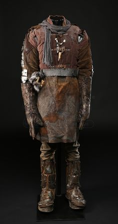Lot # 92- Noah Auction - Soldier Costume