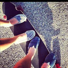 Longboarding!