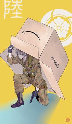 【刀剣乱舞】軍隊に入隊した刀剣男士たち Touken Ranbu Characters, Drawing Studies, Manga, Resident Evil, Hetalia, All Art, Samurai, Otaku, Chibi