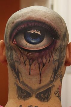 The Realistic Tattoos of John Anderton