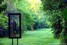 Kunst en natuur een prachtige combinatie