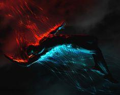 Dark Man Abstract Wallpaper Http Www 56pic Com Abstract Dark