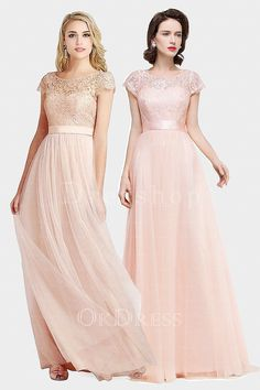 Mature Natural Pleated Tulle Floor-Length Bridesmaid Dresses - Bridesmaid  Dresses 2015 - Bridesmaid Dresses d602fb007