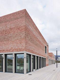 Datscha . KUULA . B³ Gadamerplatz School and Civic Center . Heidelberg (7)