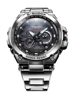 "The MTGS1000D-1A, at $900, ushers in the first ""premium"" G-Shock collection."