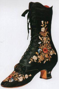 Historia de la Moda y los Tejidos: LE BOTTIER