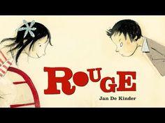 """Harcèlement scolaire : """"Rouge"""" un livre et une vidéo pour en parler avec les enfants"""