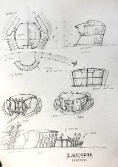 Landcrab House concept