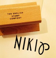 """""""Thanks for our new stamp #TheEnglishStampCompany...love it! Can't wait to stamp away!"""" Niki P"""