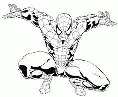 spiderman ausmalbilder - ausmalbilder für kinder | ausmalbilder | ausmalen, spiderman und