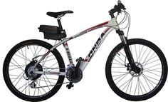 Esta #ebike, #bicicletaelectrica, #bicicleta #electrica de montaña, #mountainbike, #mtb se ha diseñado siguiendo los criterios más actuales para este tipo de bicis, con cinco niveles de ayuda no notará las subidas incrementando la inercia en las bajadas, no se ha pretendido que sea una mtb para ciclismo extremo sino una bici equilibrada para personas que quieran disfrutar de los trayectos sin agotarse físicamente. Una excelente maniobrabilidad con un peso muy equilibrado logran este…