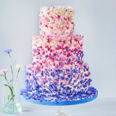 The Pick Of The Best 10 Non Traditional Wedding Cakes To Wow