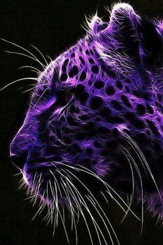 Like the color purple