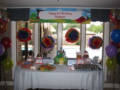 Wizard of Oz Birthday Party Ideas   Photo 3 of 70   Catch My Party