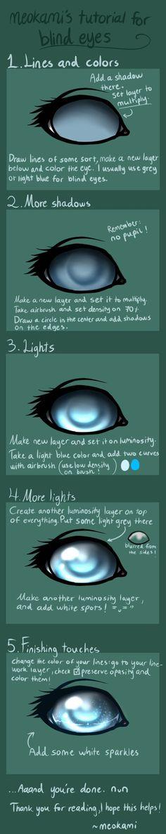 Tutorial for blind eyes! by meokami on DeviantArt