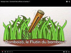 (88) Le Guide Magique des instruments de la nature (musique verte) - YouTube