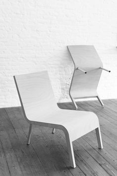 LC93B | chair . Stuhl . chaise | Design: Maarten Van Severen |