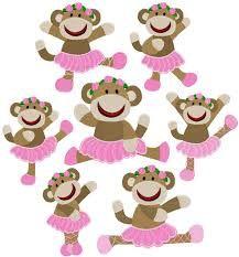 ballerina monkey quilt - Google Search