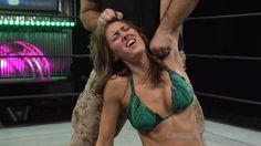 "Destiny Dumon in ""Torture Rack of Death Vol.5"" from Ring Divas"