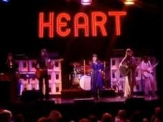 Heart - Crazy On You (live 1977) Heart Crazy On You New HQ version of this video can be found here: http://www.youtube.com/watch?v=V44HiAX91Hs Taken from Burt Sugarman's The Midnight Special show aired March 4...