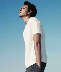Kim Woo Bin - Sieg Magazine S/S 2015