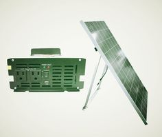 Backup 1KW Solar Generator, Powered by 240-Watt Solar Panel; For Off-grid and Back-up Power ; 30% Fed. Tax Credit;  FREE Shipping