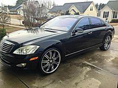 Roman smith's S 550 $ Mercedes Mafia $ Car Club Raleigh. NC