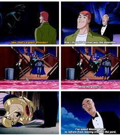 Alfred is a savage 😂😂
