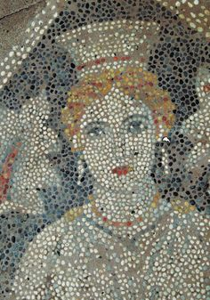 Mosaik_Frau_griechische_antike Pella, capital of Ancient Macedonia, Greece 200 BC Ancient Greek Clothing, Ancient Greek Art, Ancient Rome, Ancient Greece, Greek History, Ancient History, Hellenistic Art, Macedonia Greece, Greece Art
