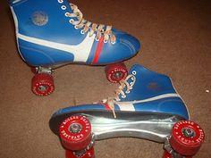 Vintage roller skates from the 70's!!                @Kristen Wendt