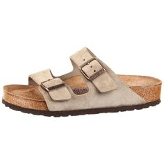 This icon among slipon cork sandals needs no introduction! Still the favorite after all these years and still the most comfortable. - Classic cork footbed supports all your arches adapts to your feet