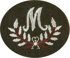 Please view our military and Civil Defence branch, trade and qualification.  Most are British or British Commonwealth or British Empire - https://www.kellybadges.co.uk/60-qualification-badges