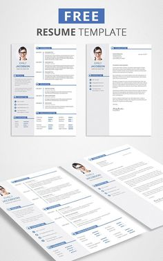 Free CV Template and Cover Letter - Graphicadi Resume Template Examples, Good Resume Examples, Resume Template Free, Cv Examples, Resume Ideas, Resume Tips, Cv Ideas, Cv Tips, Cv Templates Free Download