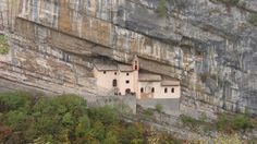 The Hermitage of Saint Columban, Rovereto, Italy