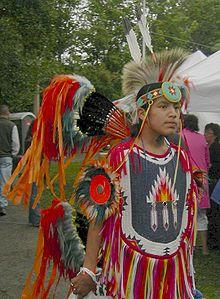 Pow wow - Wikipedia, the free encyclopedia