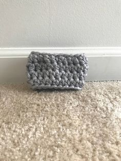 Grey Childrens Crochet Cup Cozy Drink Cozy Small Hands  A personal favorite from my Etsy shop https://www.etsy.com/listing/527223976/grey-childrens-crochet-cup-cozy-drink