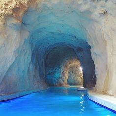 The Miskolctapolca Cave Baths, Hungary. You can book a private tour here through Budapest 101!