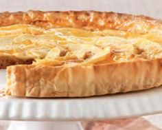 Apple Almond Tart - lcbo
