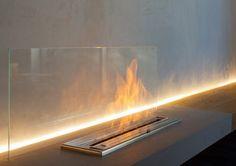EcoSmart Fire XL900 ethanol burner installation by Dermot Lenaghan, Sydney Australia